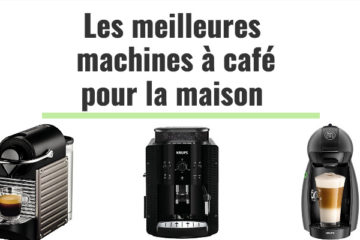 meilleures machines à café