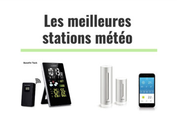 les meilleures stations meteo