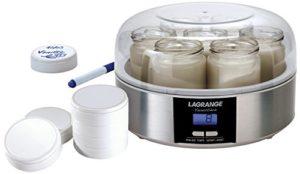 meilleure yaourtiere lagrange pots
